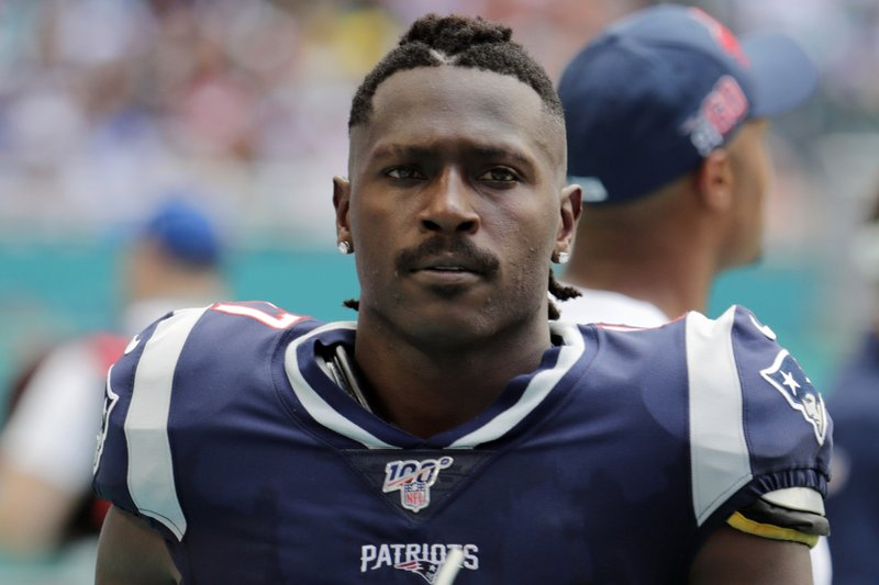 sale retailer a95f0 48981 Is Antonio Brown's NFL career over? Likely for 2019 at least