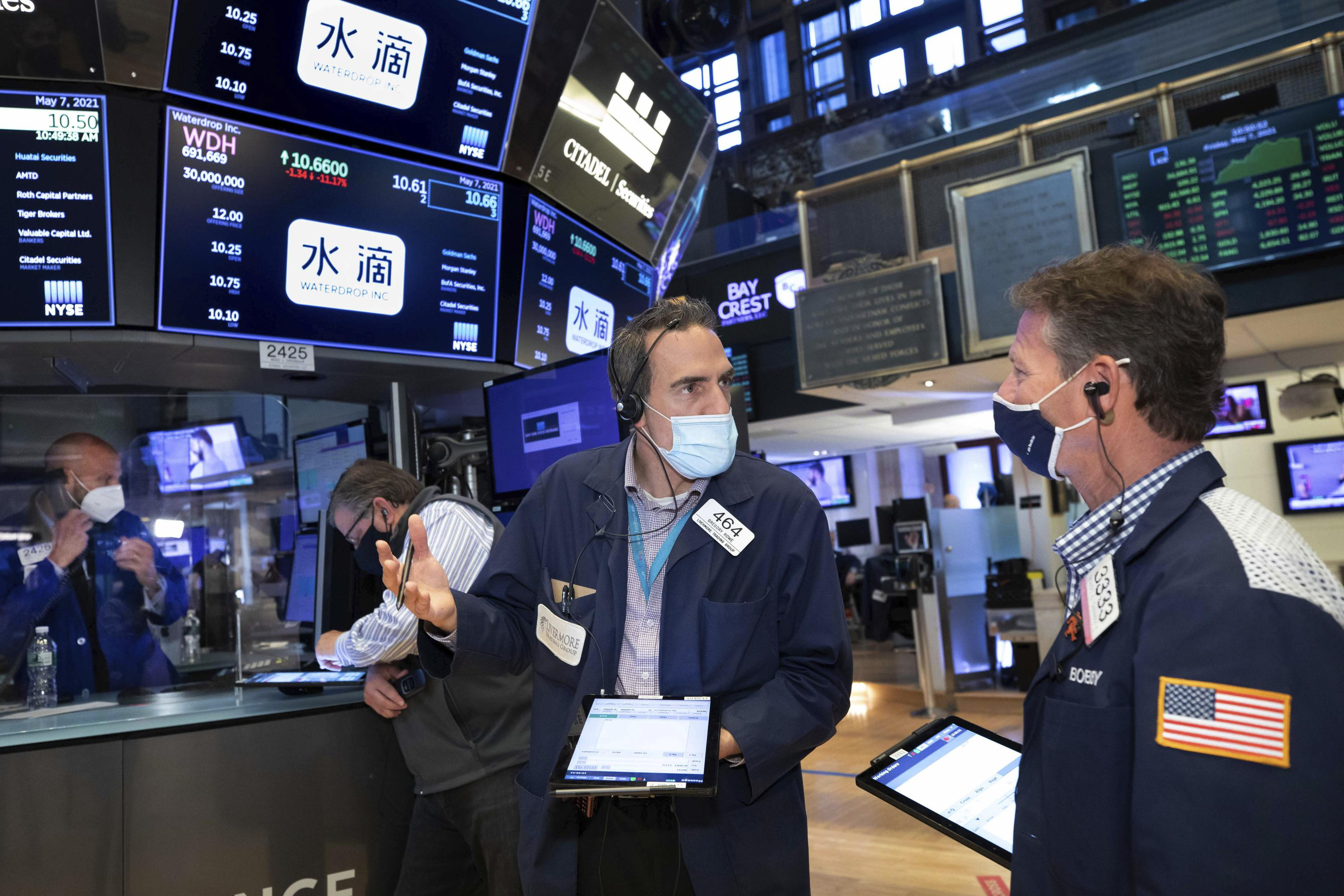 Stocks rally to records after grim jobs data undercuts rates