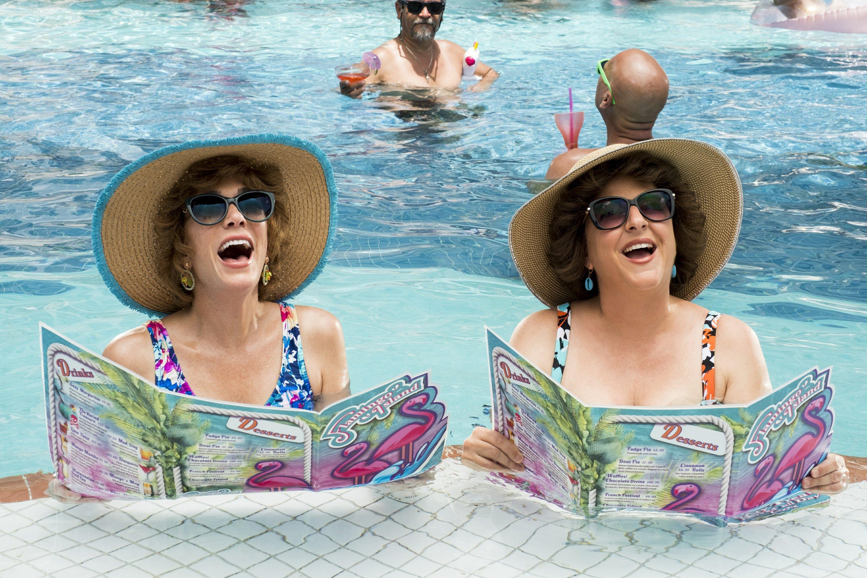 Review: Kristen Wiig and Annie Mumolo go on a beach romp