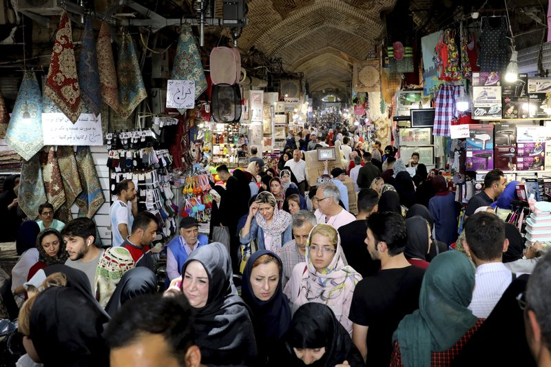 Iran Why Not Just Go On And Break All >> Iranians Say Us Sanctions Hurt People Not Government