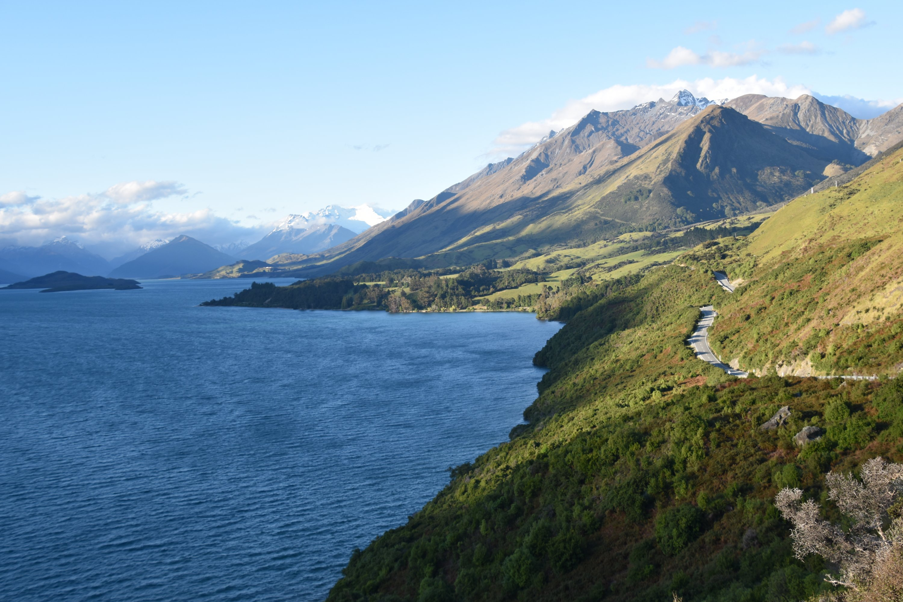 To experience New Zealand's rugged beauty, go by camper van