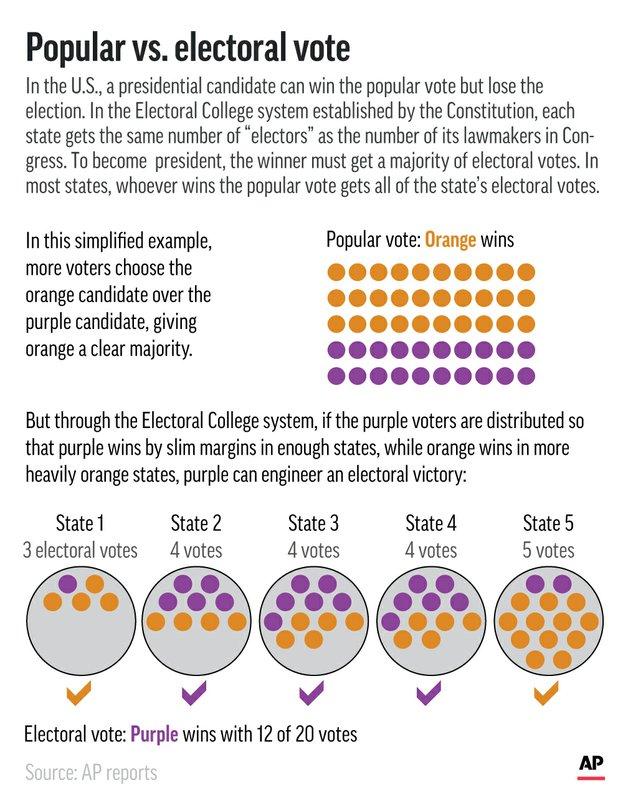 Electoral college process essay phd essay on math