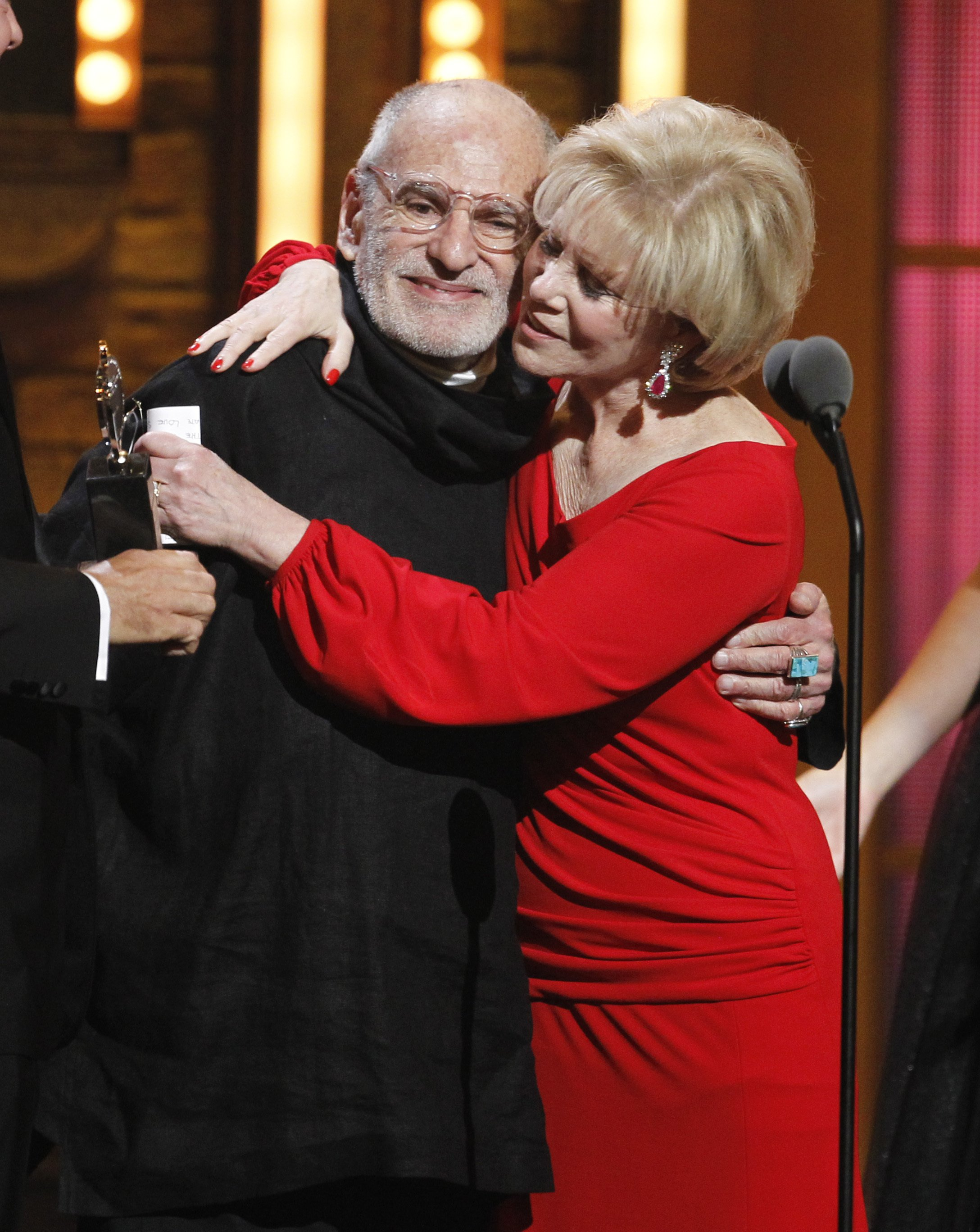 Reaction to the death of AIDS activist, writer Larry Kramer