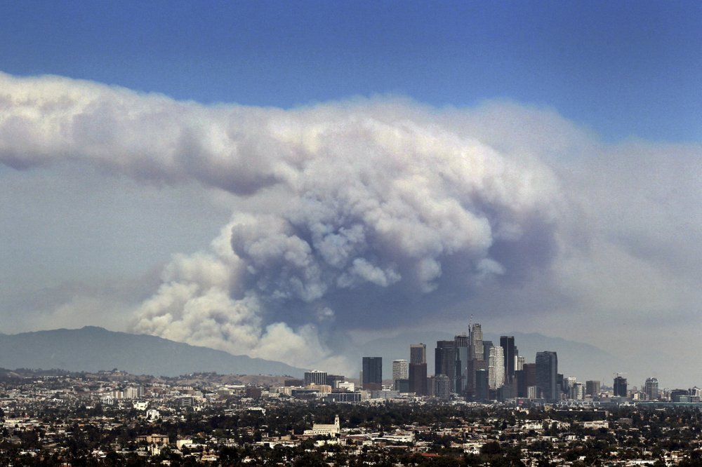 Los Angeles County has the highest ranking in the National Risk Index