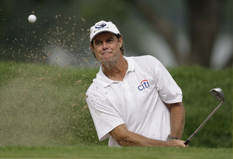 Paul Azinger's career made a detour 20 years ago in Honolulu