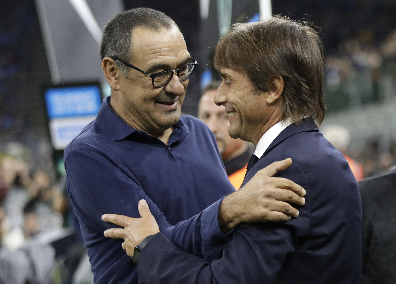 Juventus winning and entertaining by playing 'Sarriball'