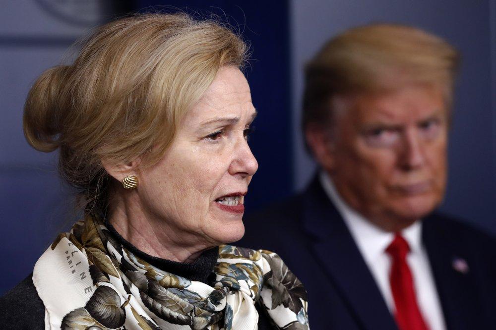 Dr. Deborah Birx seeks role in Biden government