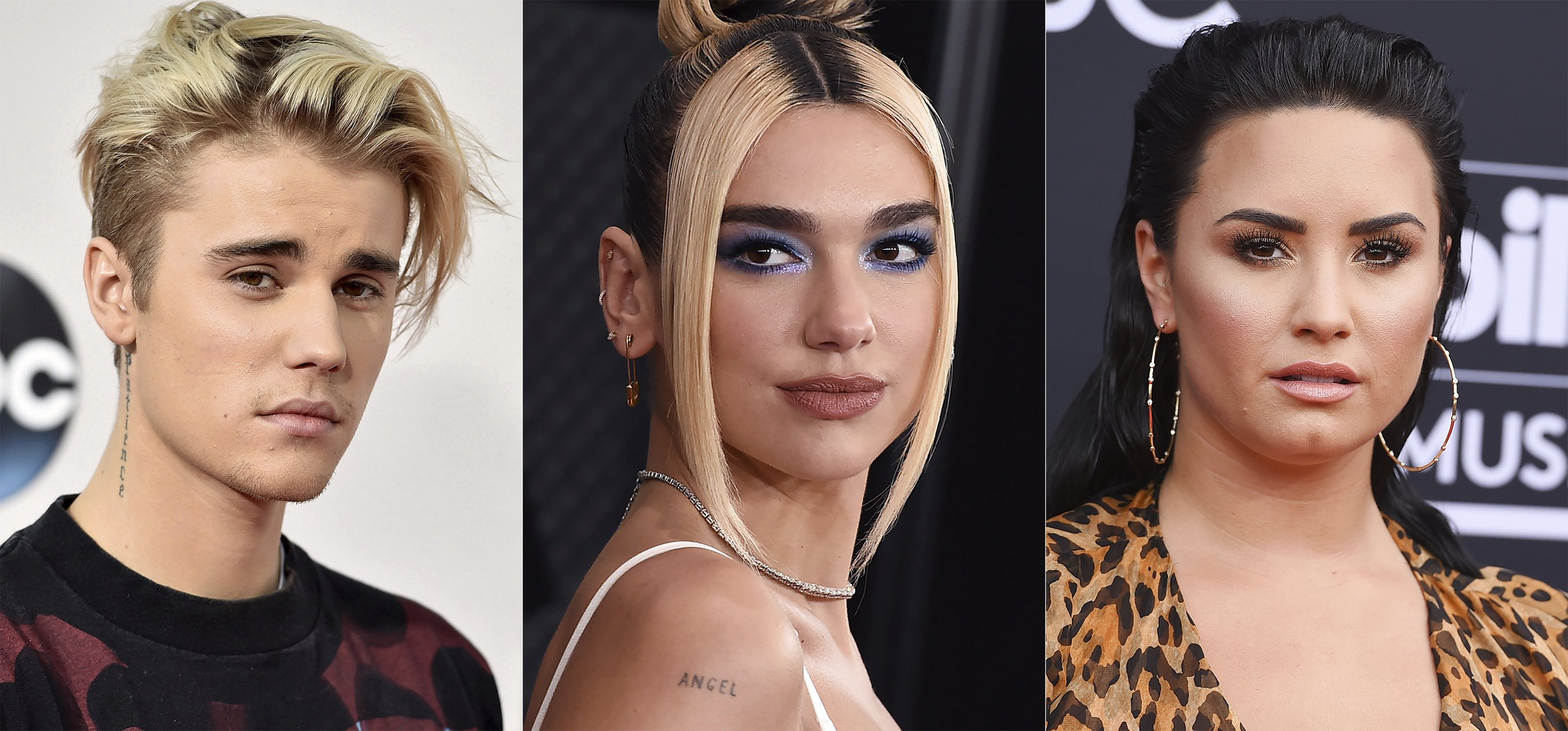 Celebrities unite to various get-out-the-vote efforts