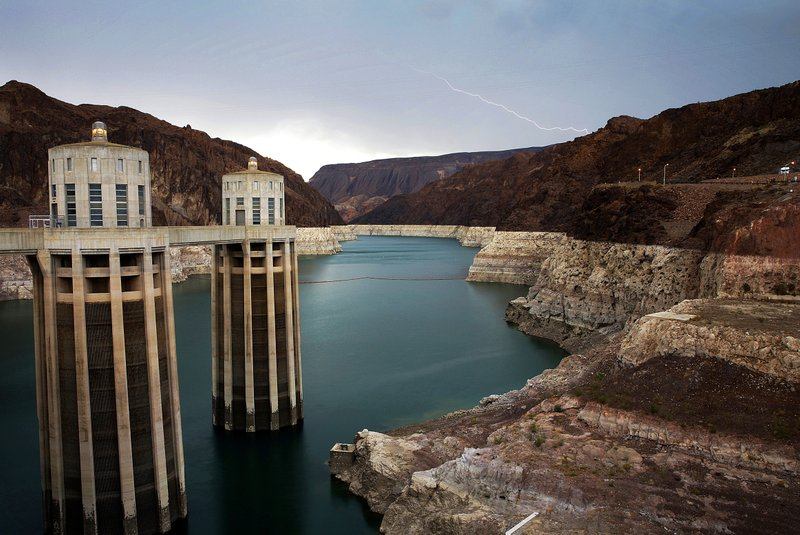 The West to prepare for possible first water shortage