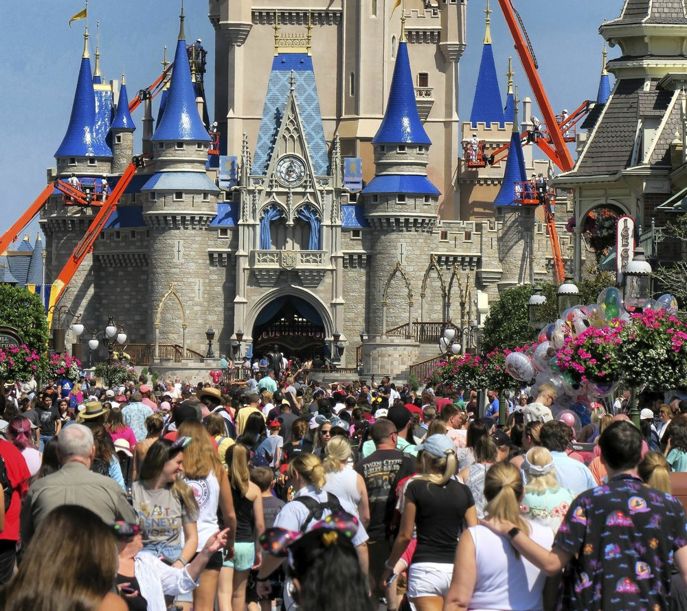 NBA in talk with The Walt Disney Company about resuming season at the ESPN Wide World of Sports Complex on the Disney property