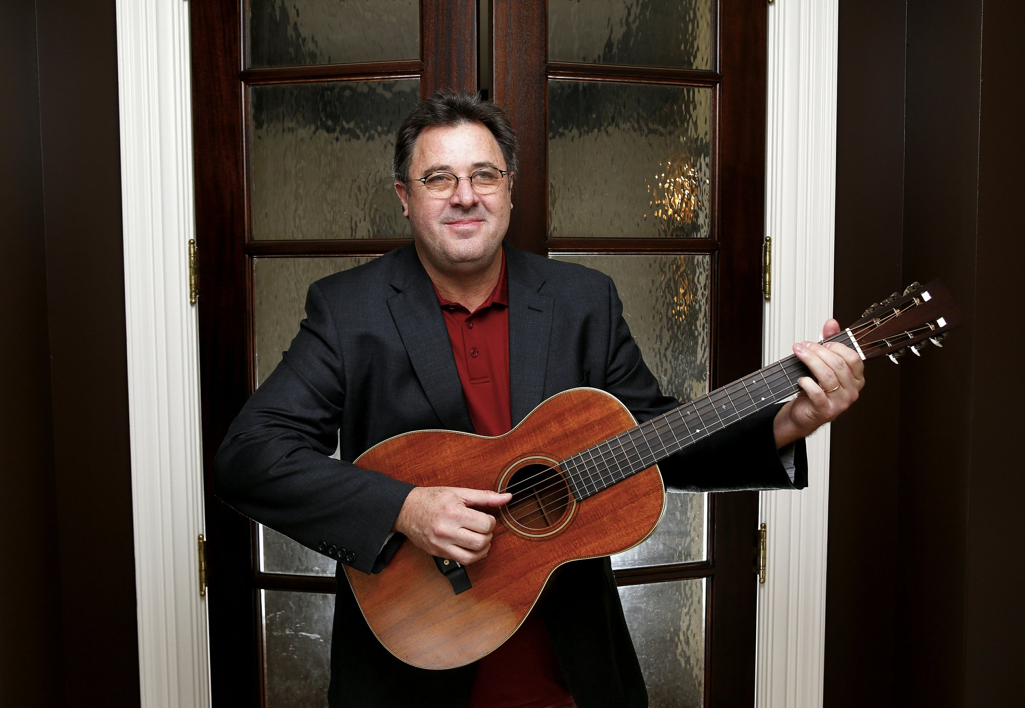 Vince Gill weighs hard truths with emotional depth on 'Okie'