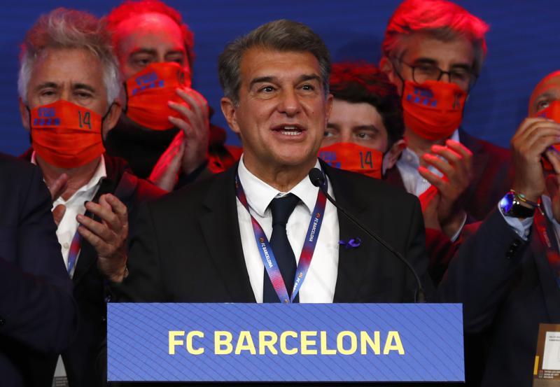 Barcelona still supports Super League despite backlash
