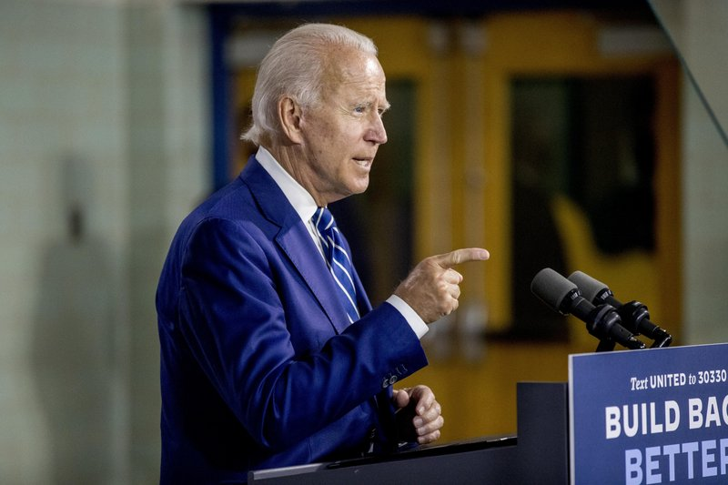 Joe Biden's presidential campaign widens its coast with ads and high-profile surrogates