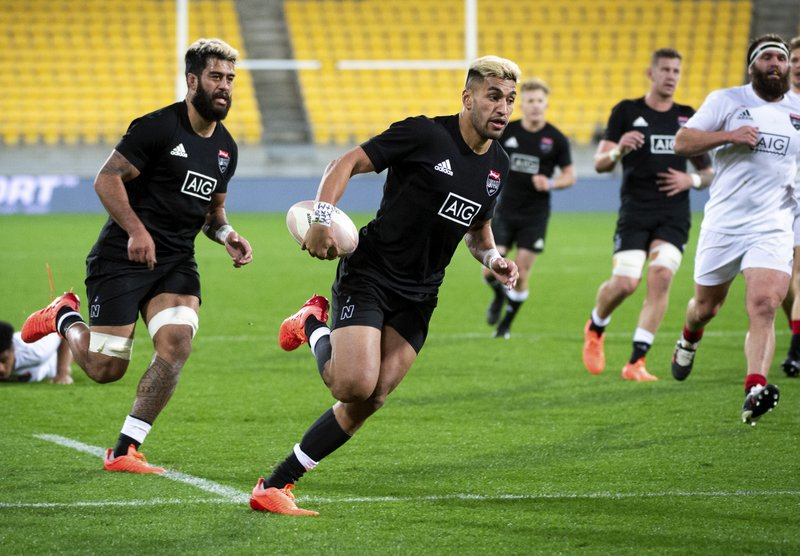 Mo Unga Stands Out In New Zealand Inter Island Match