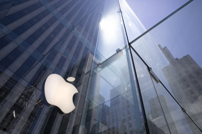 iPhone maker, Apple, reaches the  trillion mark