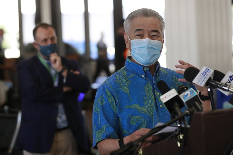 Hawaii Gov. David Ige issued an emergency proclamation suspending the state's three-decades-old open records law during coronavirus pandemic