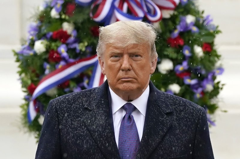 White House Christmas 2020 Tour 10 Minute Tour Trump's silent public outing belies White House in tumult
