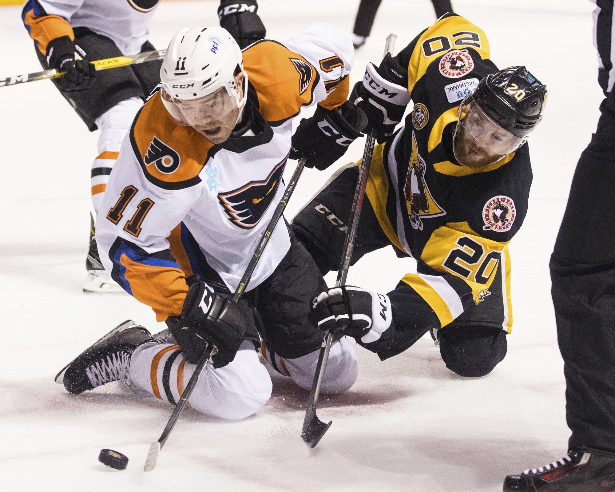 American Hockey League cancels rest of season, playoffs