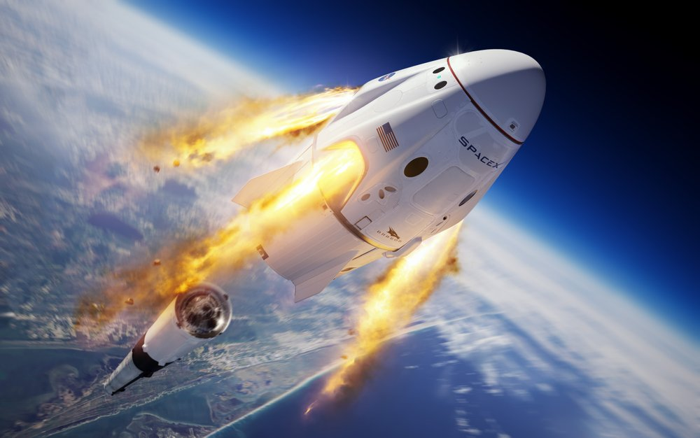 SpaceX's Dragon crew capsule outshines NASA's old Apollo spacecraft