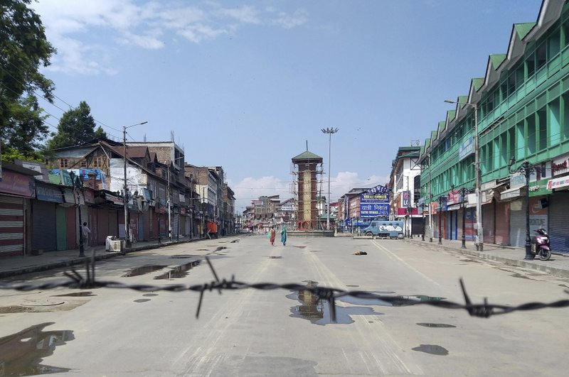 Kashmiri Reporter Finds Fear Chaos In Locked Down Hometown