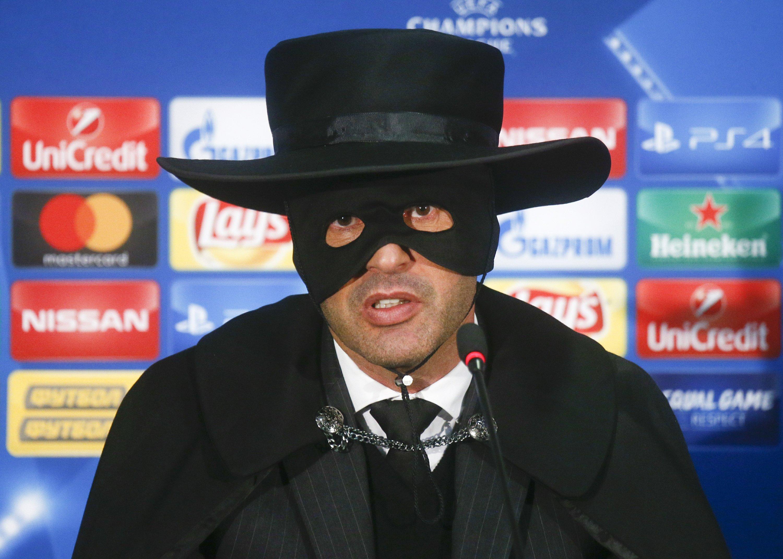 Roma hires coach Paulo Fonseca from Shakhtar Donetsk