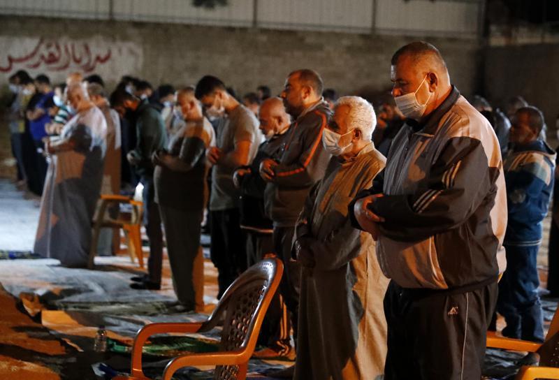 Hospitals in Gaza Strip threatened as coronavirus surges