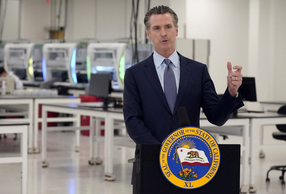 Gov. Gavin Newsom apologies for attending birthday party that broke the very coronavirus rules he has been preaching