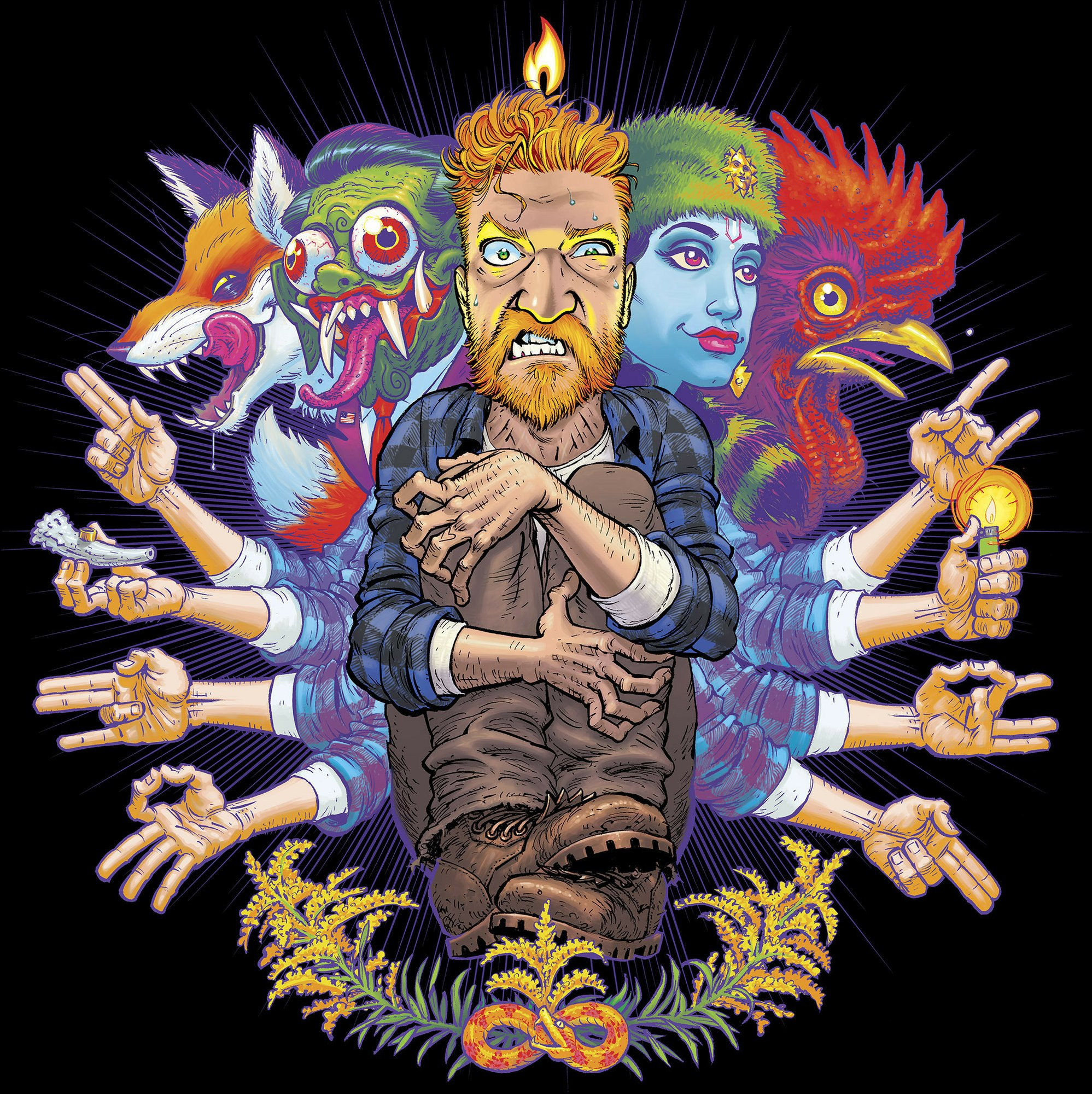 Review: Tyler Childers keeps sound firmly rooted in Kentucky