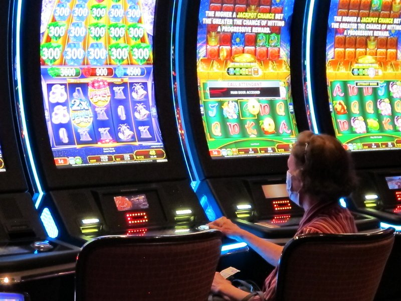 Jackpot! Expansion of gambling in the US wins big at polls