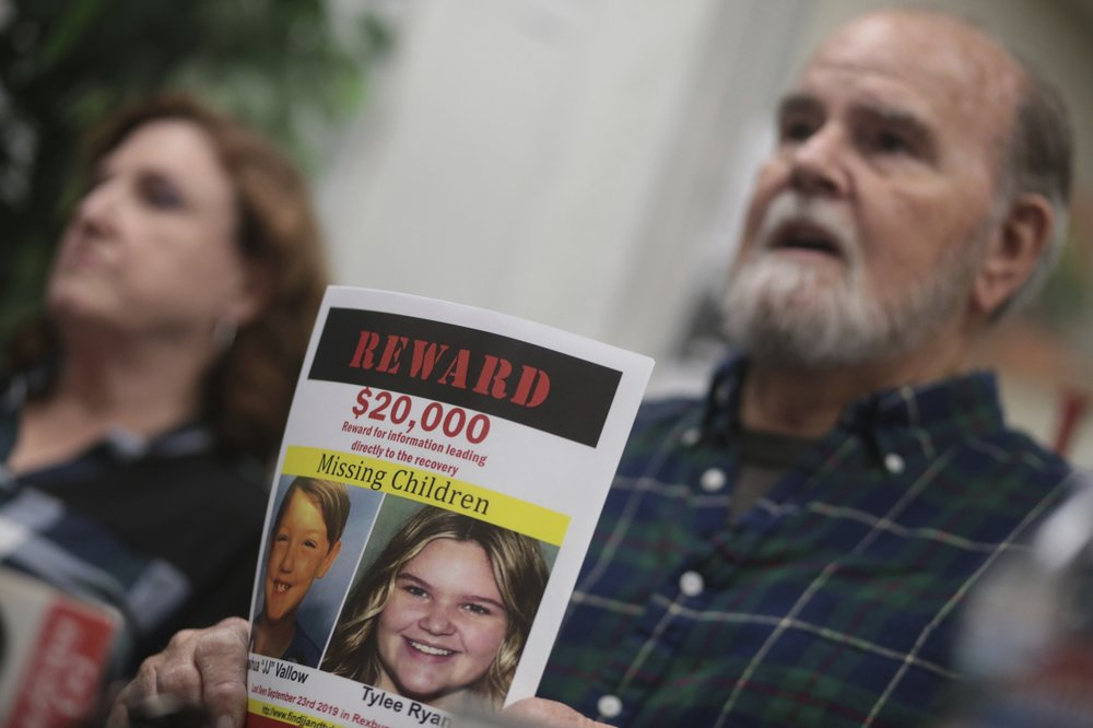 Case of missing children tied to doomsday beliefs, 3 deaths