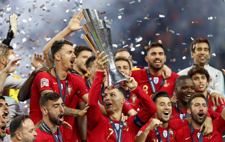 Ronaldo S Portugal Wins 1st Nations League Title