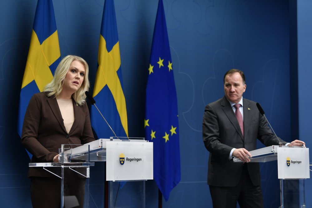 Sweden PM says government will ban sale of alcohol after 10pm to curb COVID-19 spread