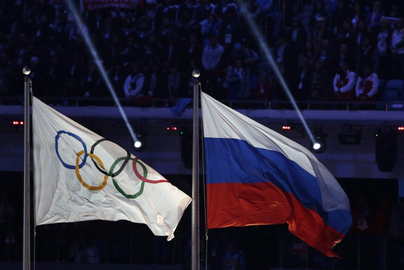 Russia Banned from Using Its Name, Flag, and Anthem at Next Two Olympics
