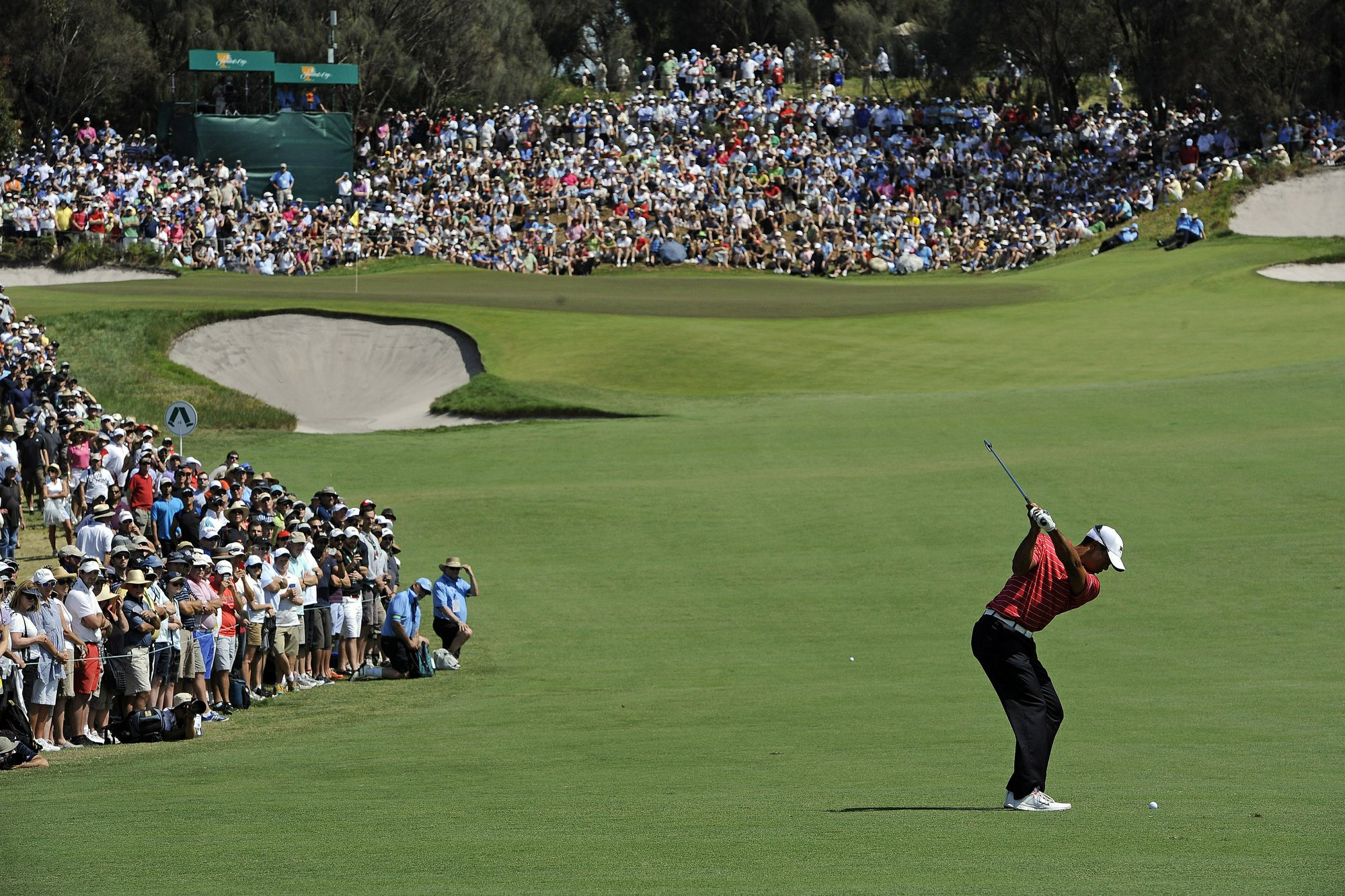 Melbourne's sandbelt to host world's best golfers yet again