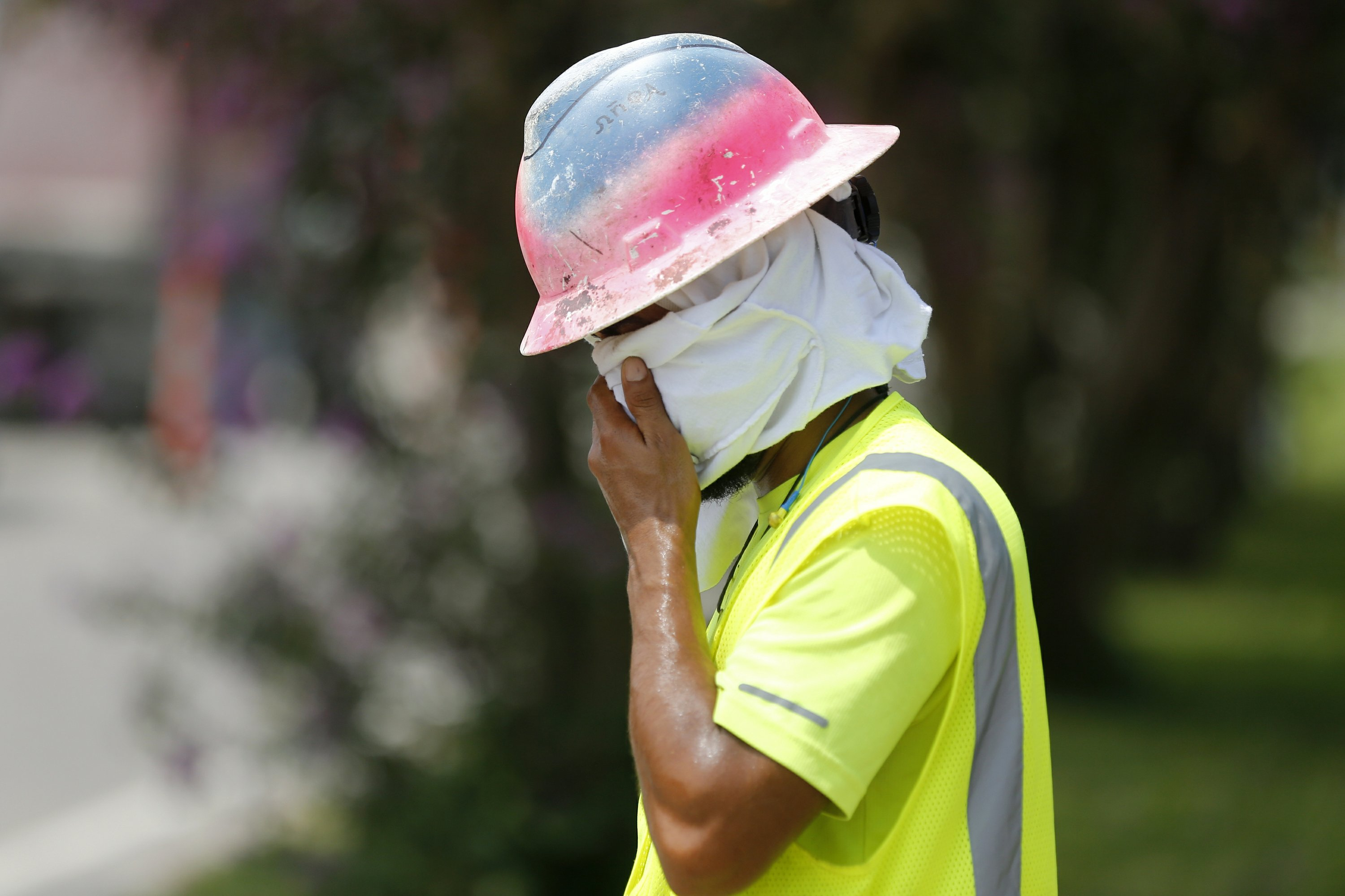 Dreadful heat, humidity invade South as misery continues