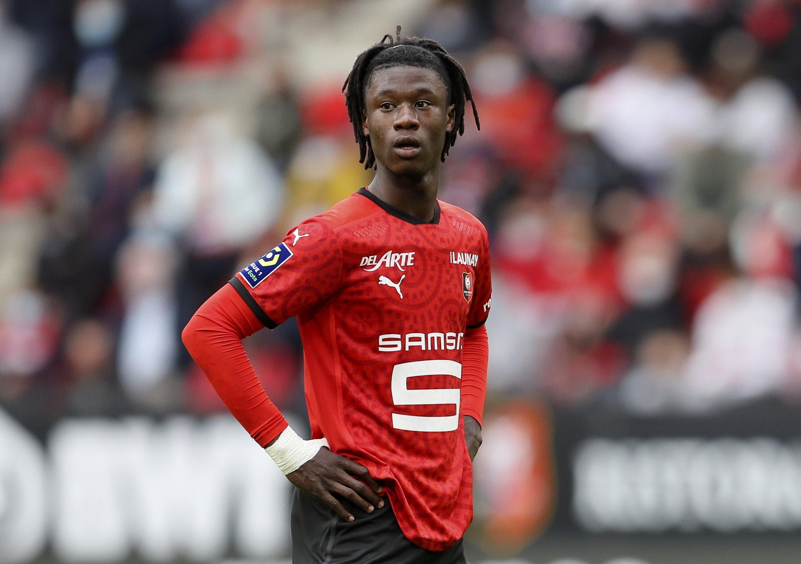 France's next star? Camavinga set for Les Bleus debut at 17