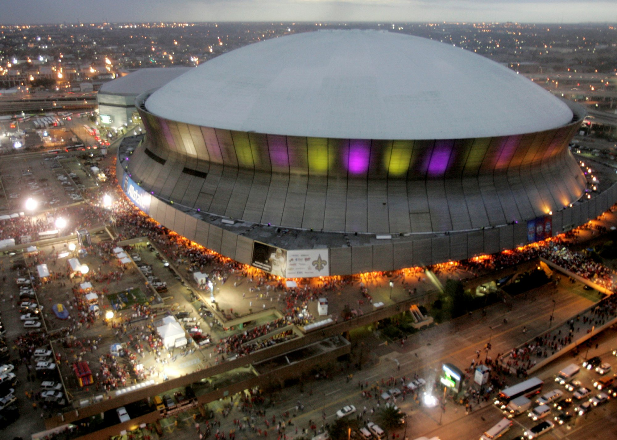 New Orleans Superdome to be renovated before 2024 Super Bowl