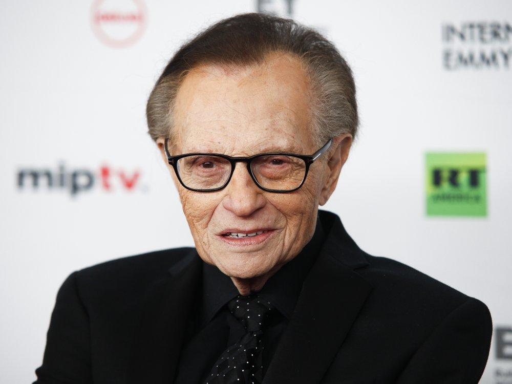 Larry King moved out of ICU