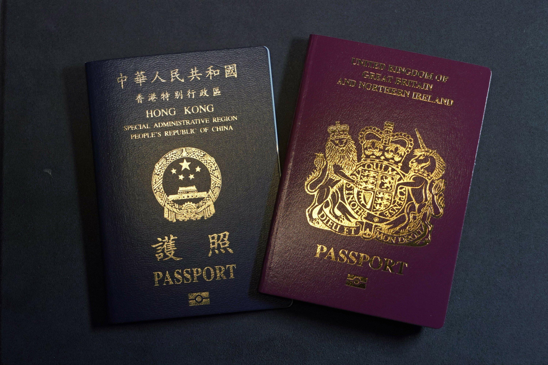 China derecognizes British National Overseas passport