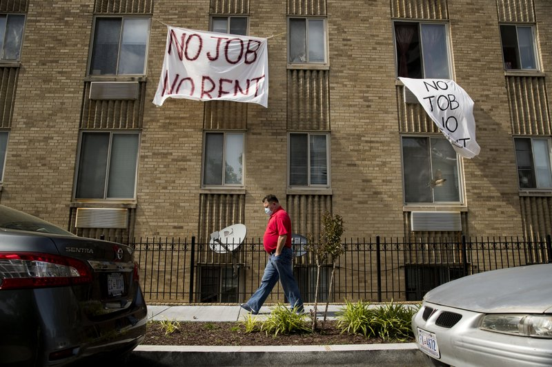 With no promise of a second federal relief package what are renters to do?