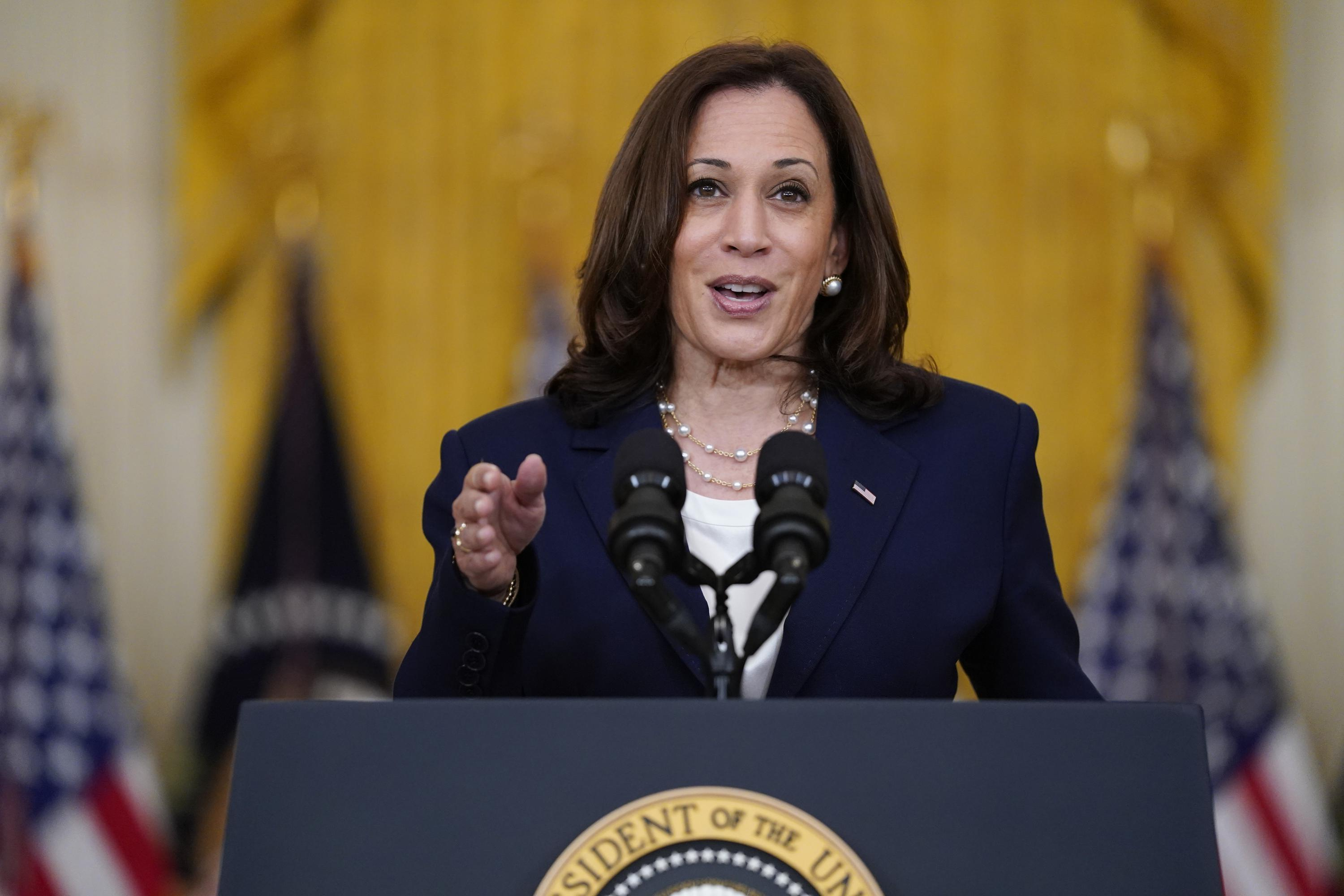 apnews.com: Harris' Asia trip carries new urgency after Afghan collapse