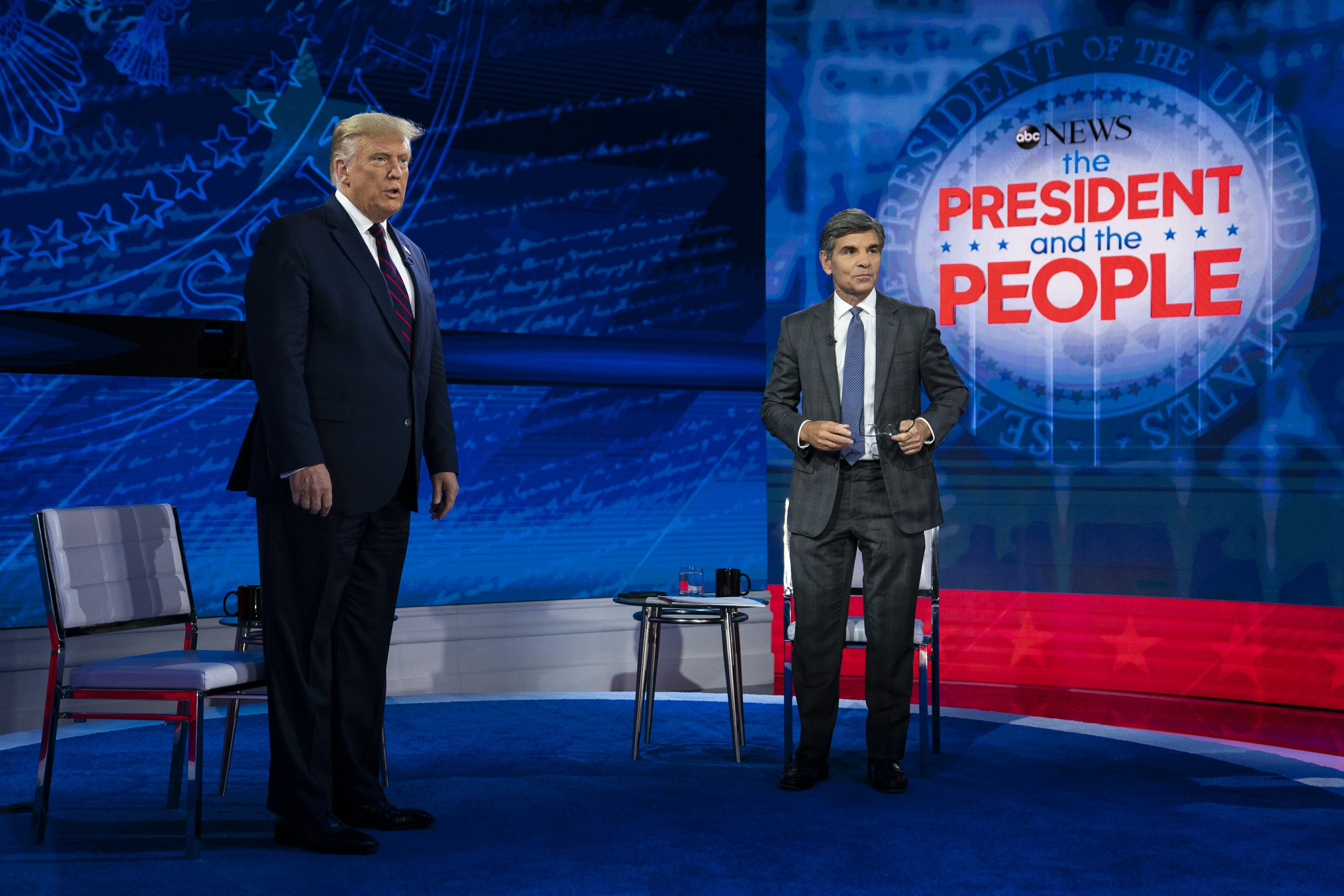 Takeaways Trump S Town Hall Offered Preview Of Debates