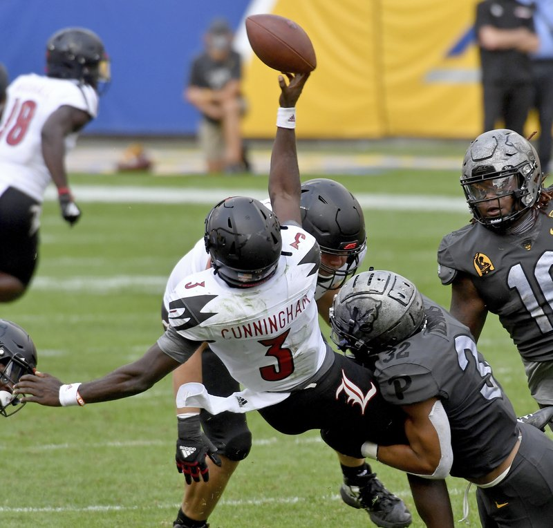 Louisville Georgia Tech Looking To Cut Down On Turnovers