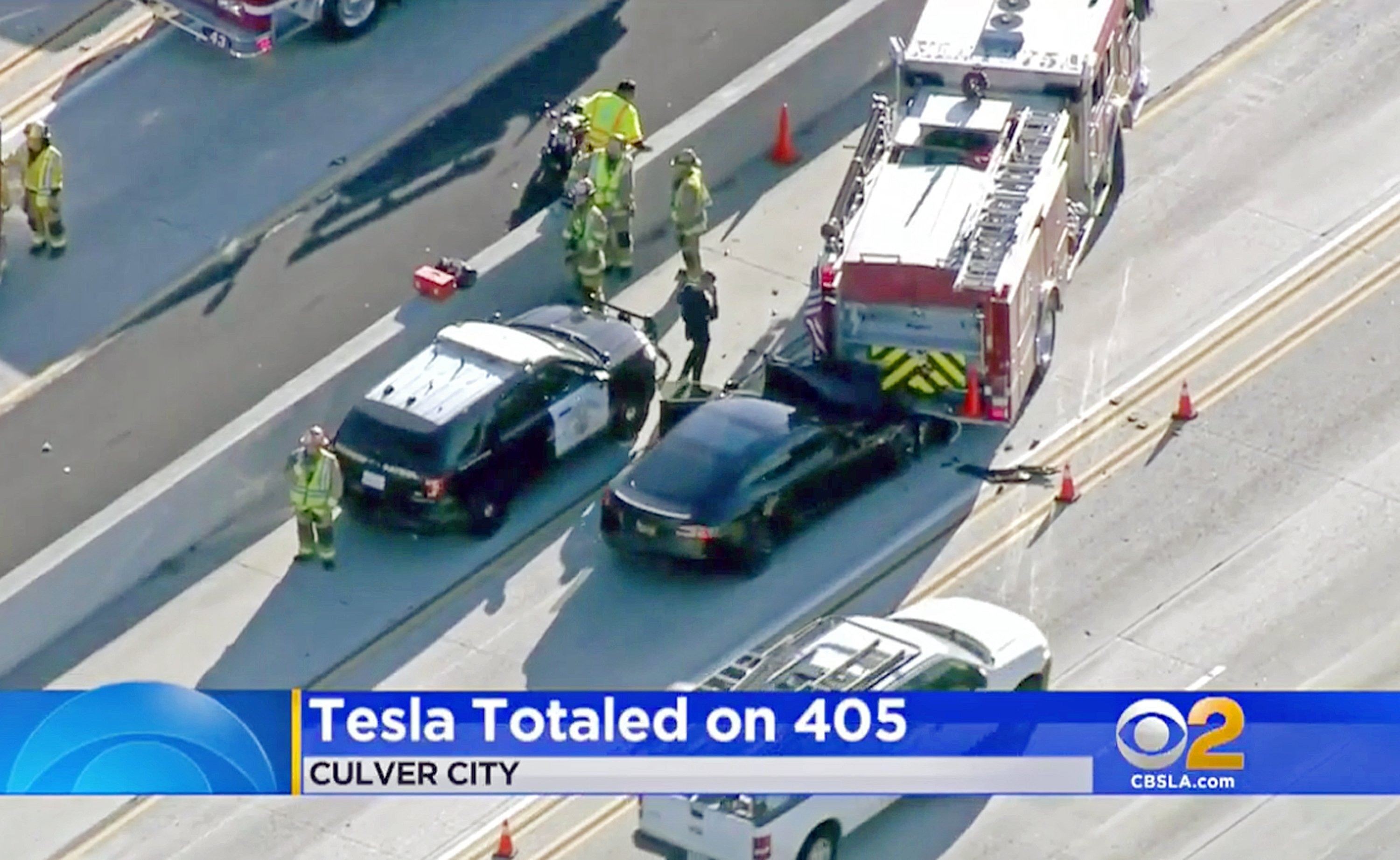 NTSB: Autopilot flaw, driver inattention caused Tesla crash