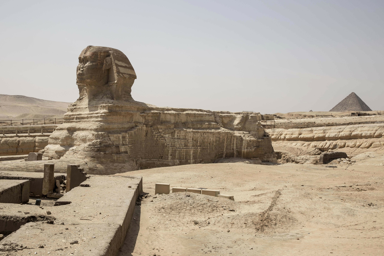 Ap Photos Virus Threatening Egypt S Fragile Economy