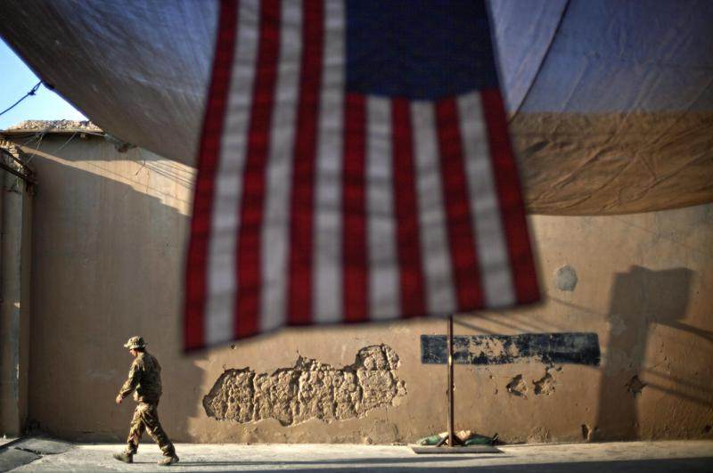 Official start of the withdrawal of the remaining U.S. aforces from Afghanistan begins today May 1st