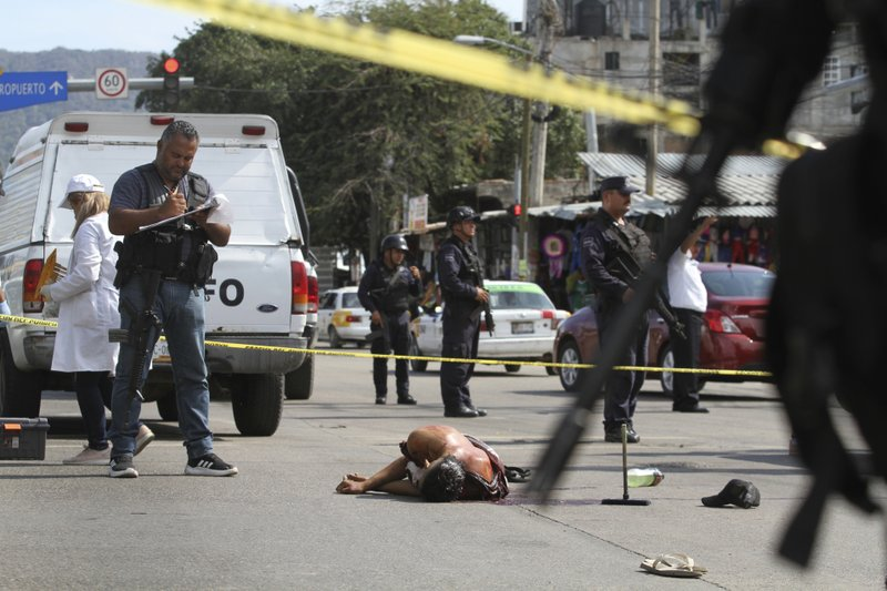Mexico's new drug war may be worse than old one