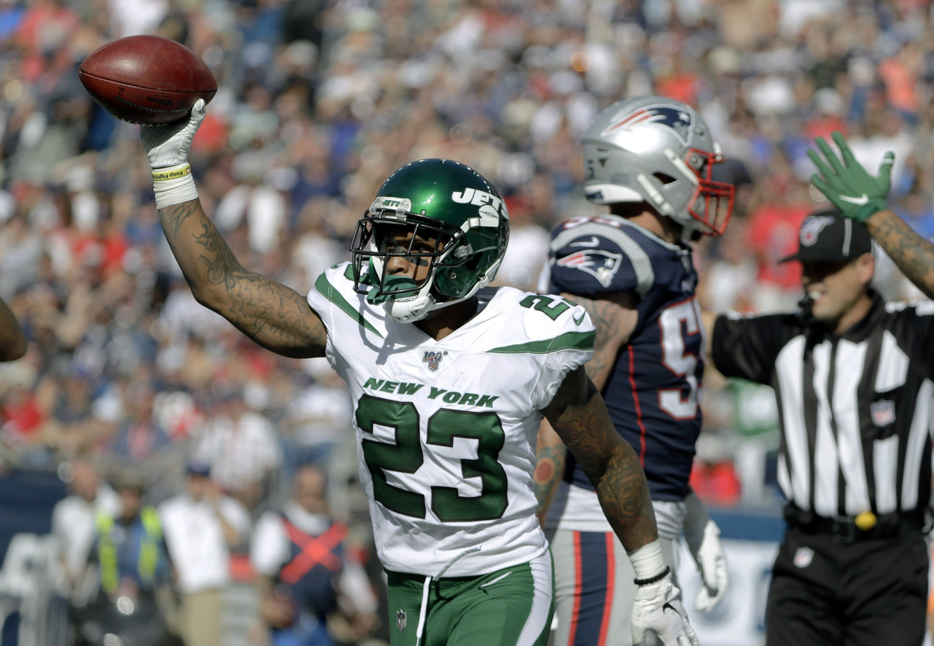 Jets' Maulet has leaped obstacles to become 'superhero'