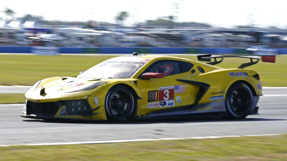 Race car driver Antonio Garcia tests positive for COVID-19 during Rolex 24