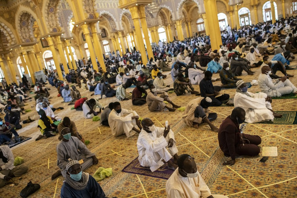 COVID-19 fears grow amidst opening of mosques in West Africa